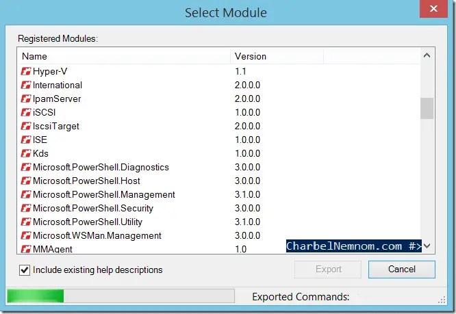 PoSh-HelpWriter15-09