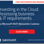Investing in the Cloud & The Technical Challenges of Cloud Adoption – Whitepaper & Webinar @Savision