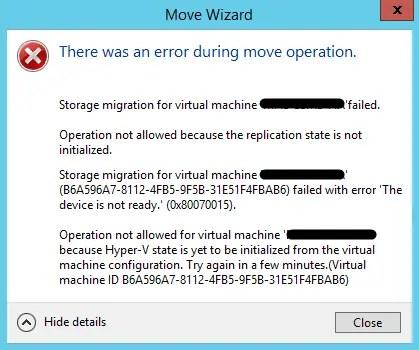 VMStorageMigration-Error0x80070015-01