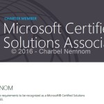Passed 70-743 Exam: Upgrading Your Skills to Windows Server 2016 #WS2016 #MCSA