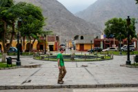 Lunahuana Peru