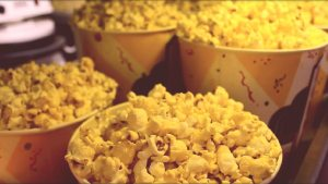 Silver Lake Twin Drive-In - Popcorn