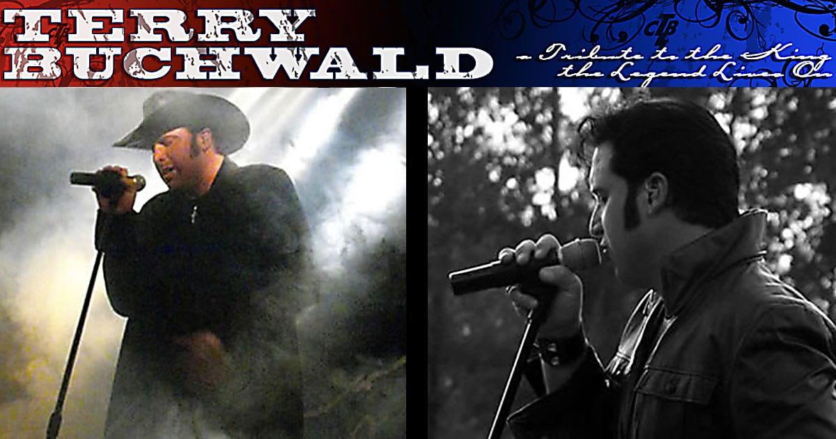 Terry Buchwald - Elvis - Tribute to the King