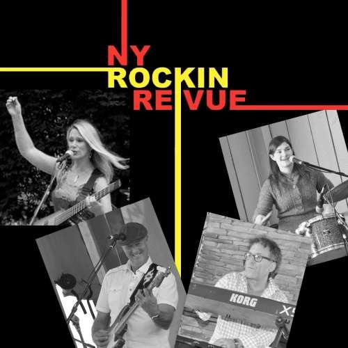 NY Rockin' Revue - Concert Series