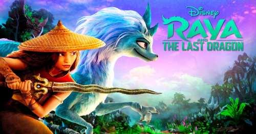 Raya and the Last Dragon - Disney