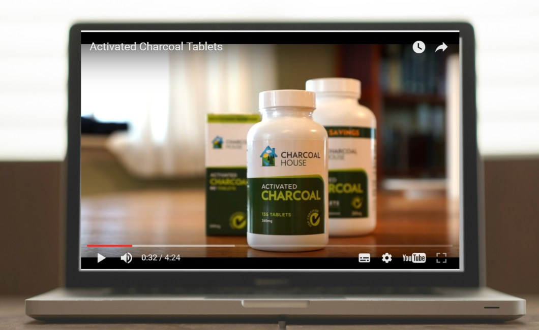 tablets video - Video: Uses of Activated Charcoal Tablets
