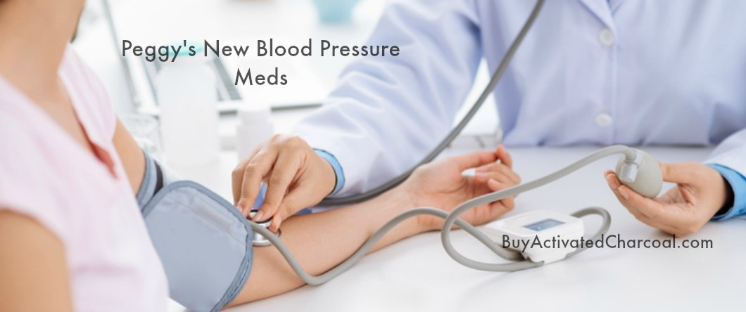 Doctor BP 1 - Peggy's New Blood Pressure Meds