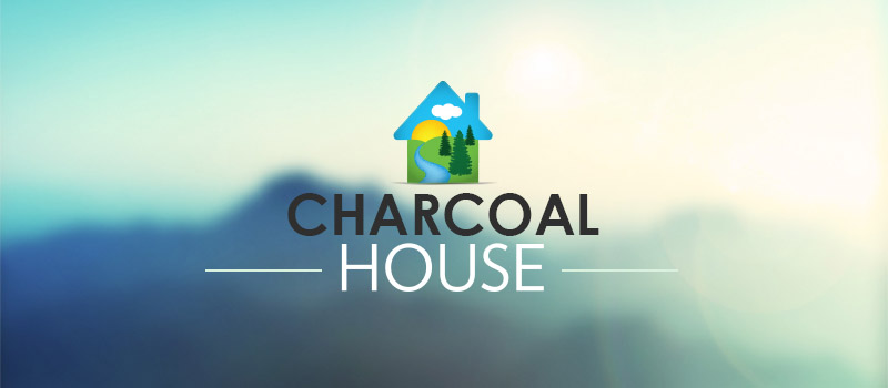 charcoal house logo big - New Product - Pure Non-Scents Heart Odor Sachet (Organic)