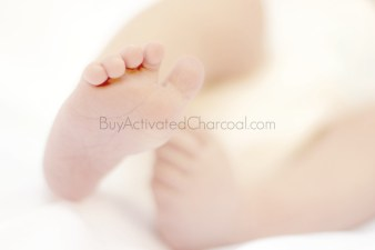 baby feet buy activated charcoal colic 1024x683 - Activated Charcoal for Colic, does it work?