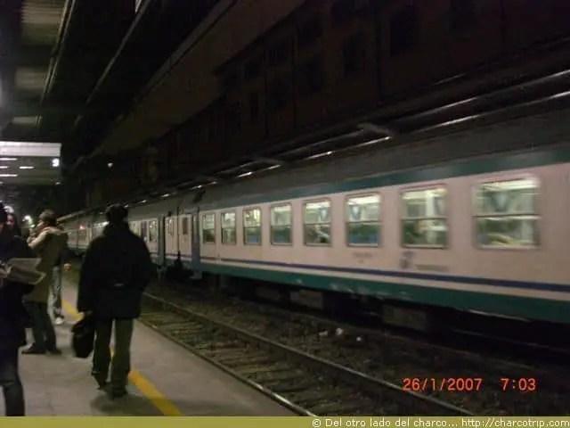 Estacion de tren Turin