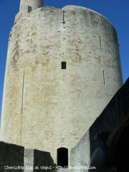 La torre de Constance en Aigues-Mortes