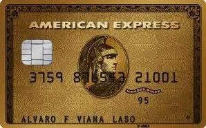 Nuestra tarjeta amiga: Amex Gold