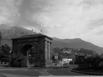 La Puerta de Augusto en Aoista