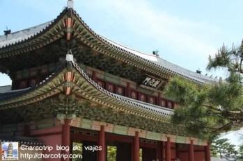 Puerta Donhwamun Changdeokgung