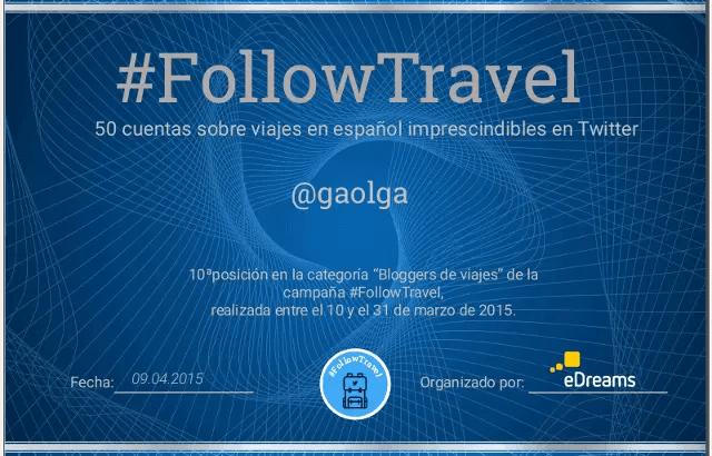 #FollowTravel