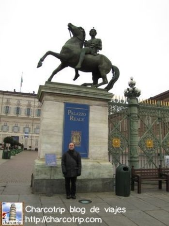 Entrada al Palazzo Reale