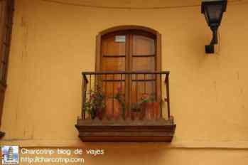Balcon de la candelaria