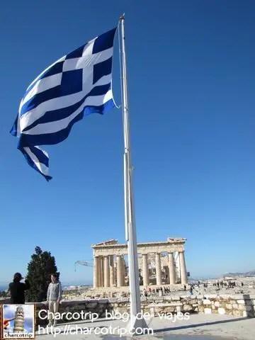 bandera-griega-partenon-atenas