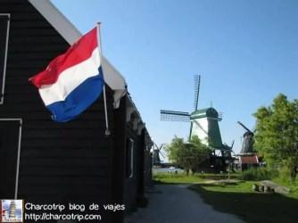 Bandera de los Paises Bajos