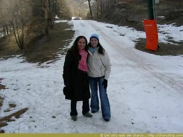 Con Eliane