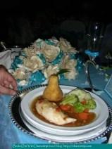 El plato fuerte (la papa pera fue mi favorita) / The main dish (Pear potatoe was my favorite) / Le plat principal (la patate poire était ma préférée)