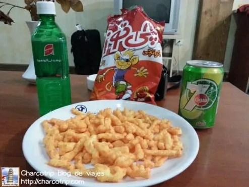Snack irani