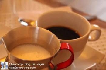 Como terminar un dia en Colombia: con cafe