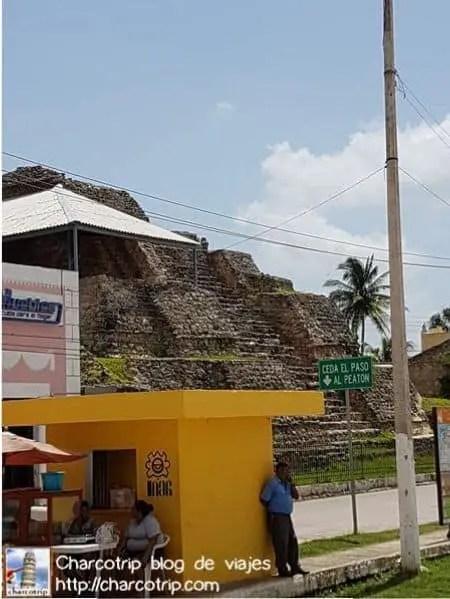Pirámide que vimos al pasar