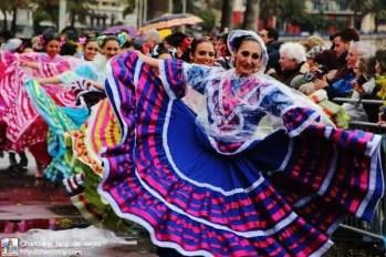 carnaval niza baile mexico