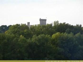 El castillo de enfrente