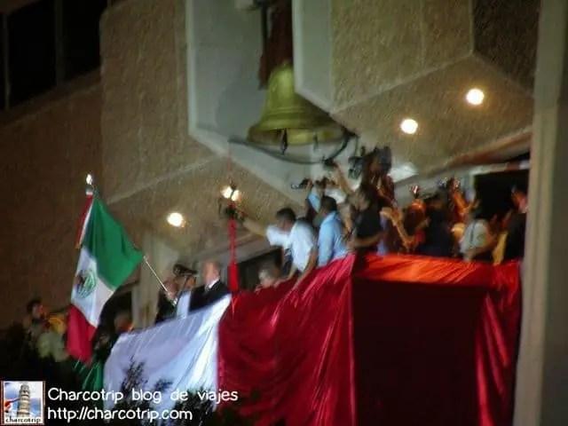 En el caso de Mexicali es el Gobernador del Estado el que hace la ceremonia