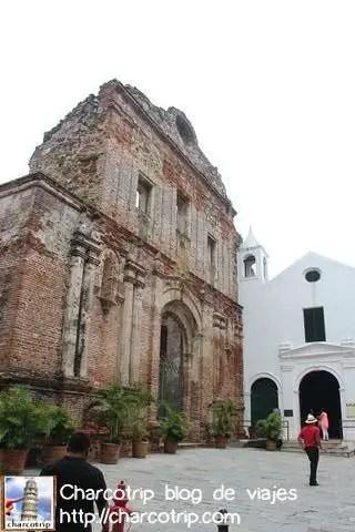El convento antiguo