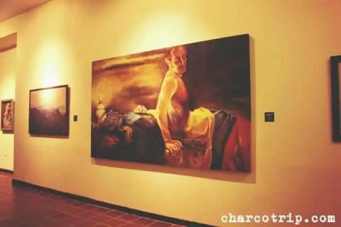 Obras del museo