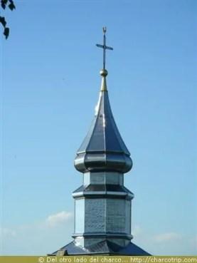 Cúpula iglesia