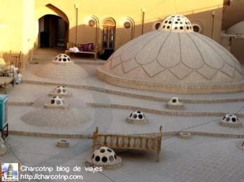 Las mini cúpulas