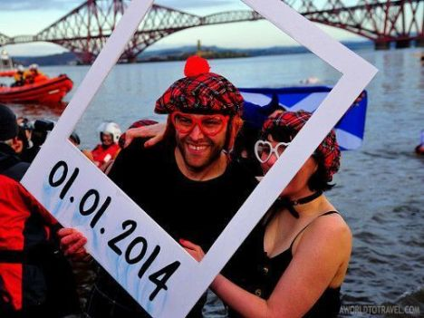Loony Dook en Edimburgo por A World to Travel