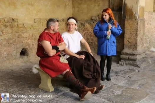 Los romanos :)
