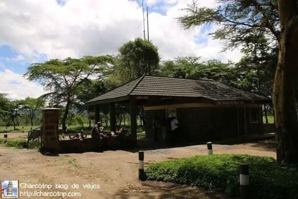 Entrada a Nakuru