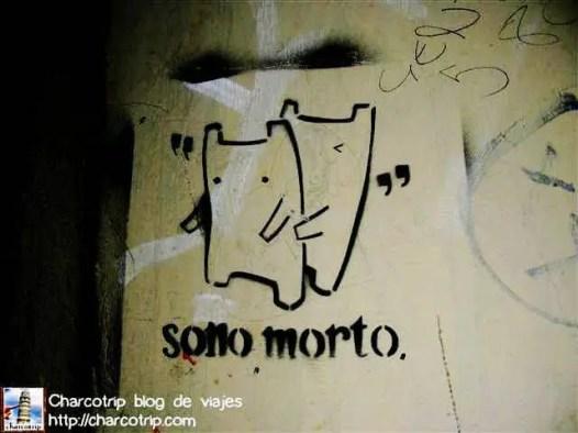 Grafitti que nos encontramos