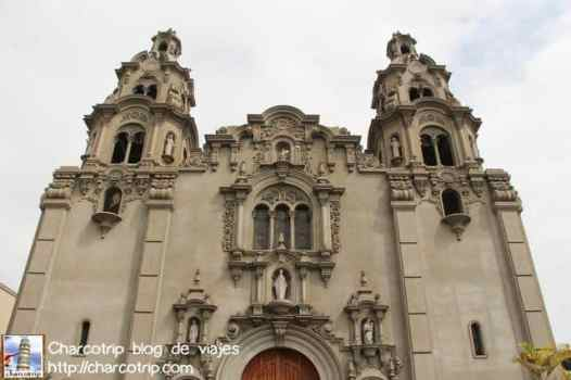 La Iglesia de la Virgen Milagrosa
