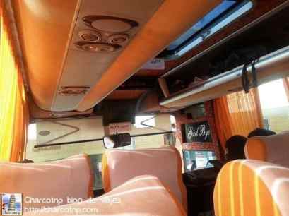Cómodos autobuses