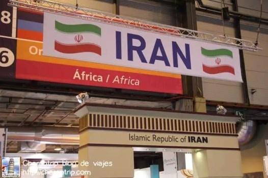 Stand de Iran