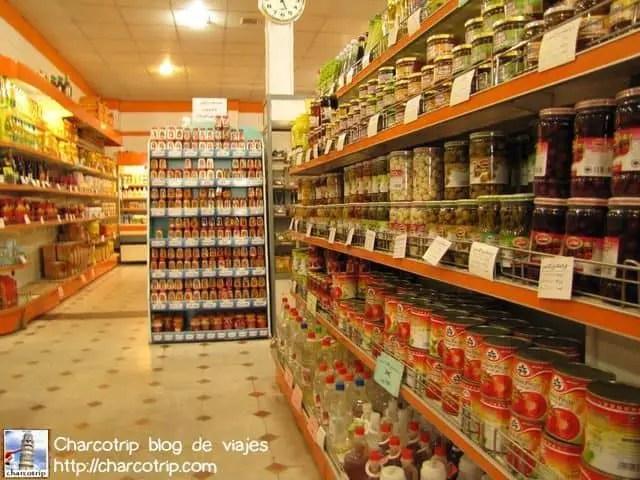 iran supermercado