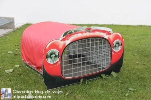 Mascotas Ferrari