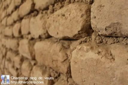 Ladrillos en pared