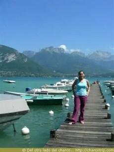 Yo con el lago
