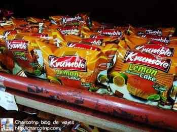 Panecillos dulces