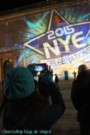 NYE 2015 por Charcotrip