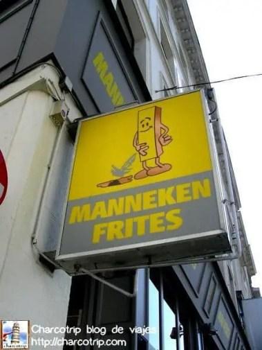 manneken-frites