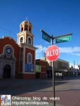 LTO... a este le tome foto para nuestros lectores de fuera de México hehe para que vean como son los Altos o Stop aquí